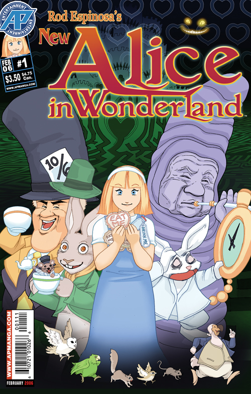 Rod Espinosa's New Alice in Wonderland|By:Rod Espinosa