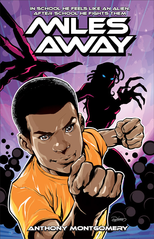 Miles Away By:Montgomery, Easton, Stokely, Odin