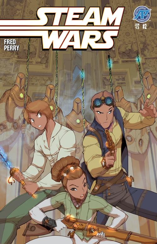 Steam Wars 2 By:Fred Perry & Robby Bevard