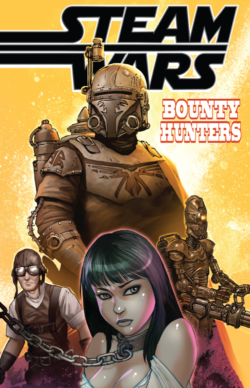Steam Wars Bounty Hunters By:Various Artists