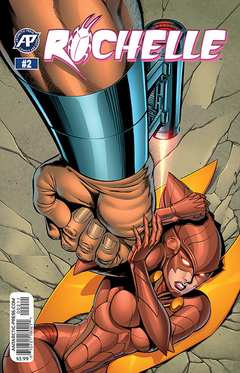 Rochelle #2|By:John E. Crowther, Dell Barras