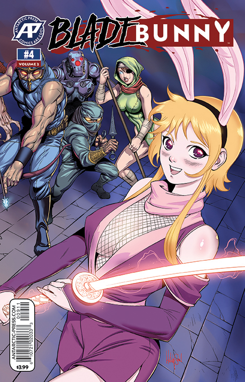 Blade Bunny Vol 2 Issue 4