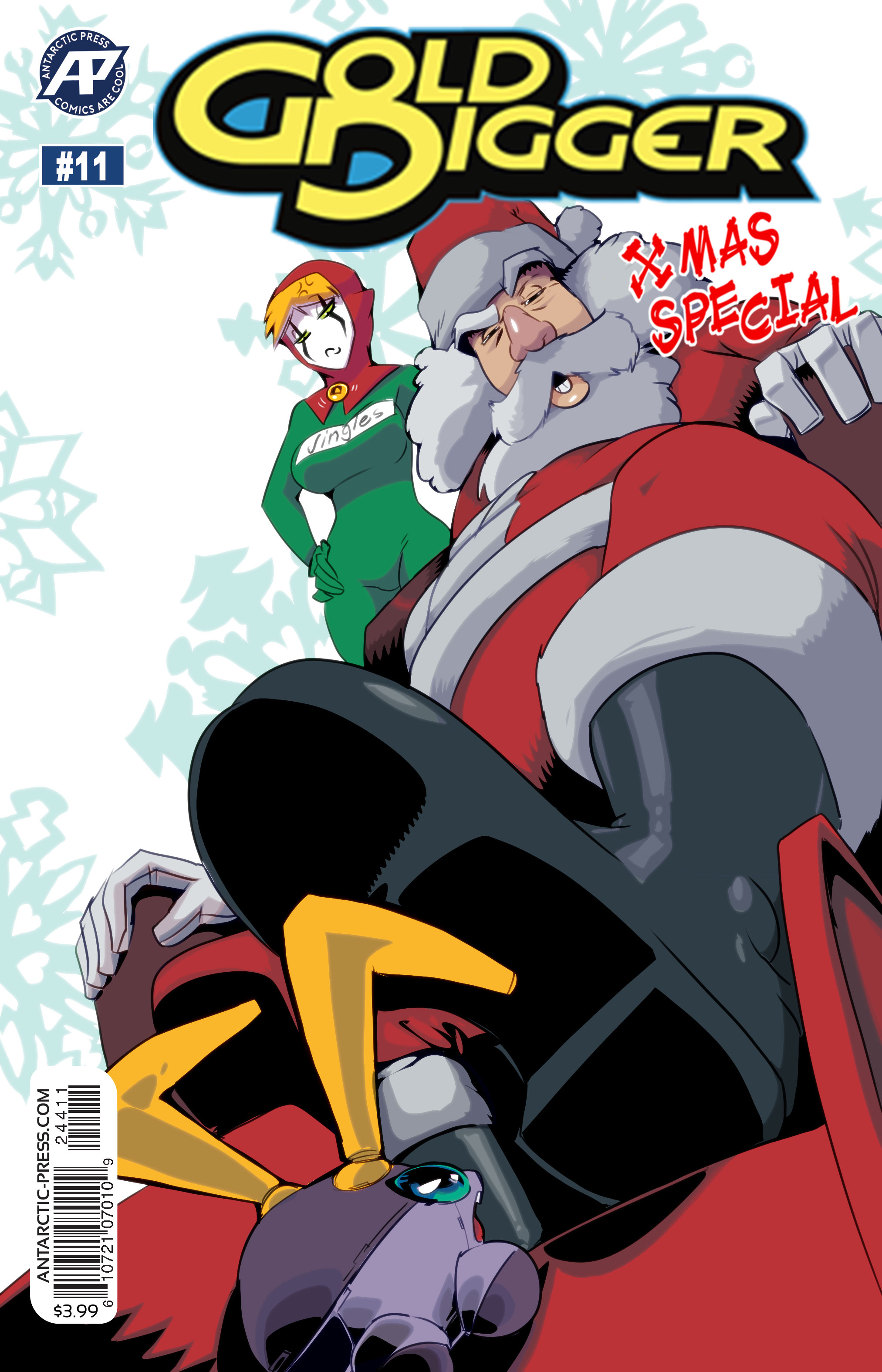 Gold Digger Christmas Special 11